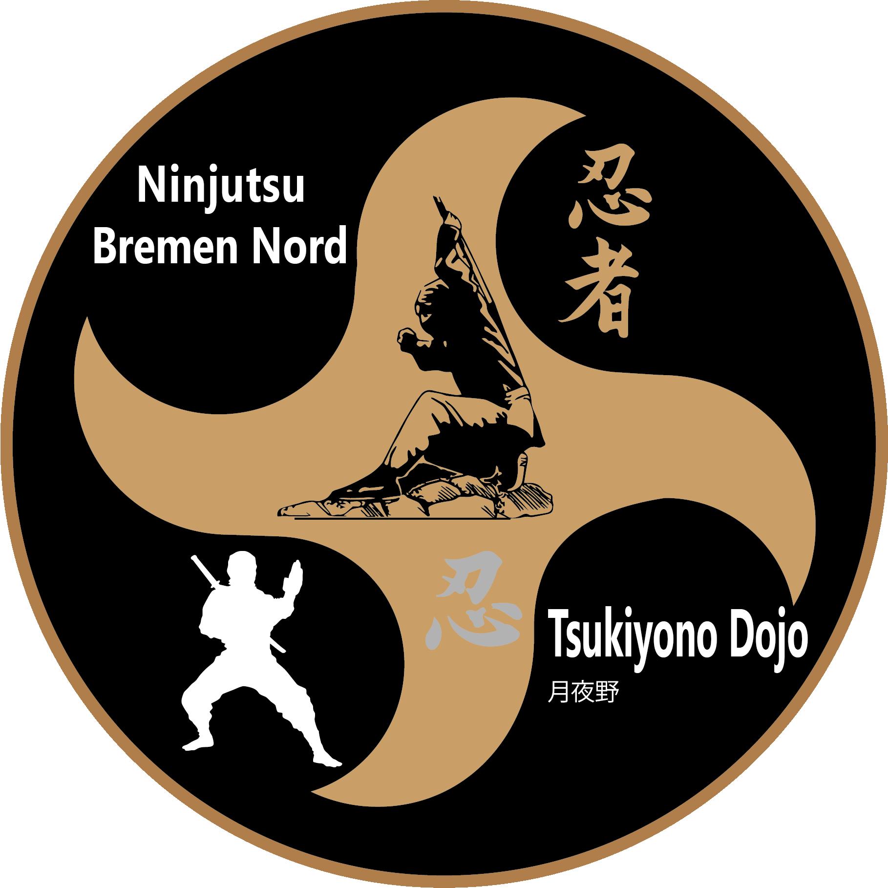Ninjutsu Bremen Nord – Tsukiyono Dojo – 月夜野